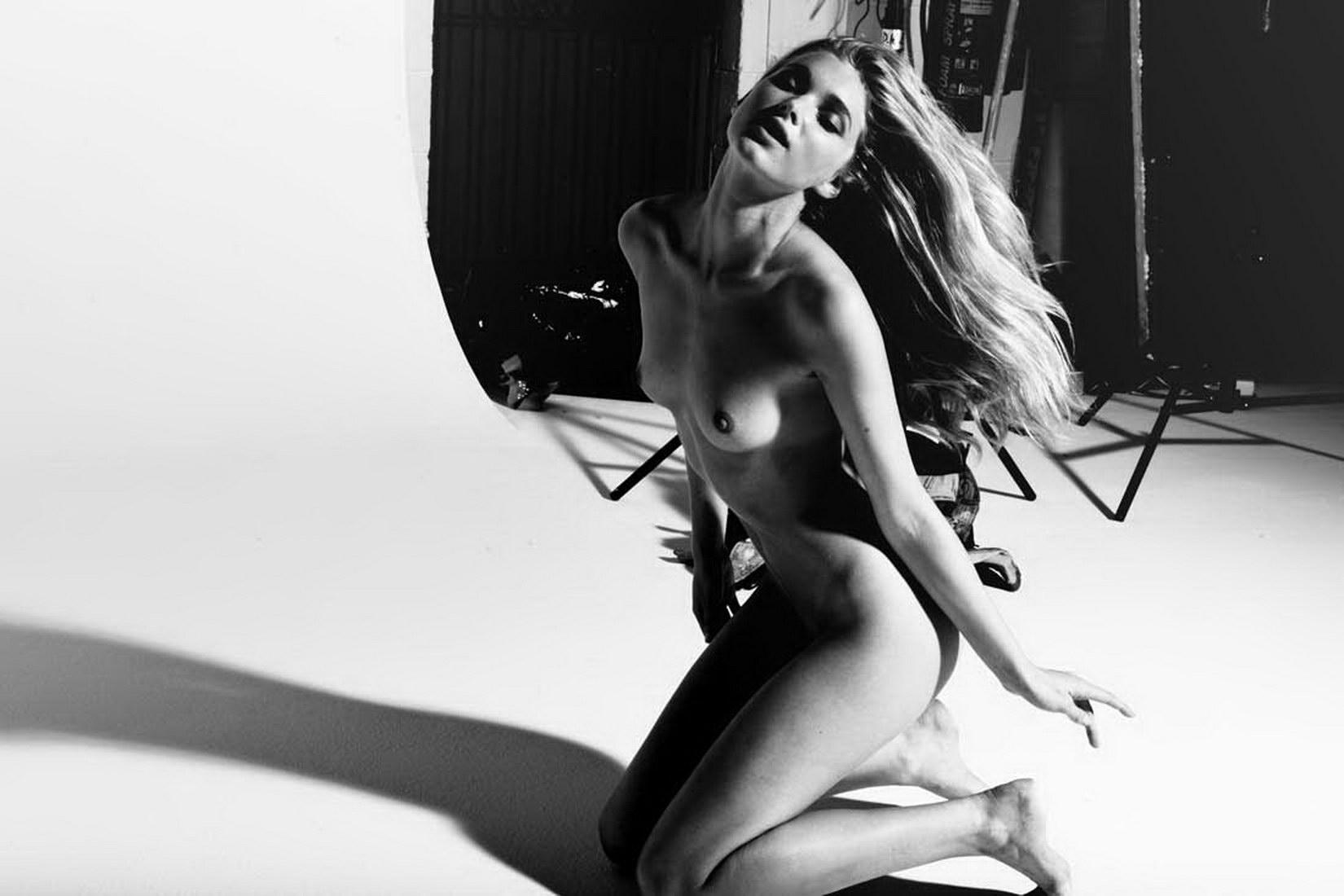 For that elsa hosk nude