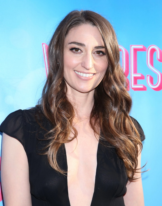 sara-bareilles-braless-in-a-see-through-dress-waitress-08