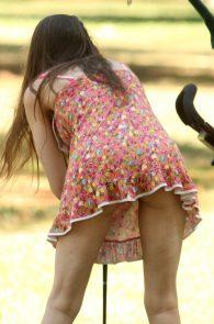 alicia-arden-ass-flash-pink-thong-panties-upskirt-golf-swing-04