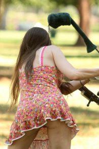 alicia-arden-ass-flash-pink-thong-panties-upskirt-golf-swing-06