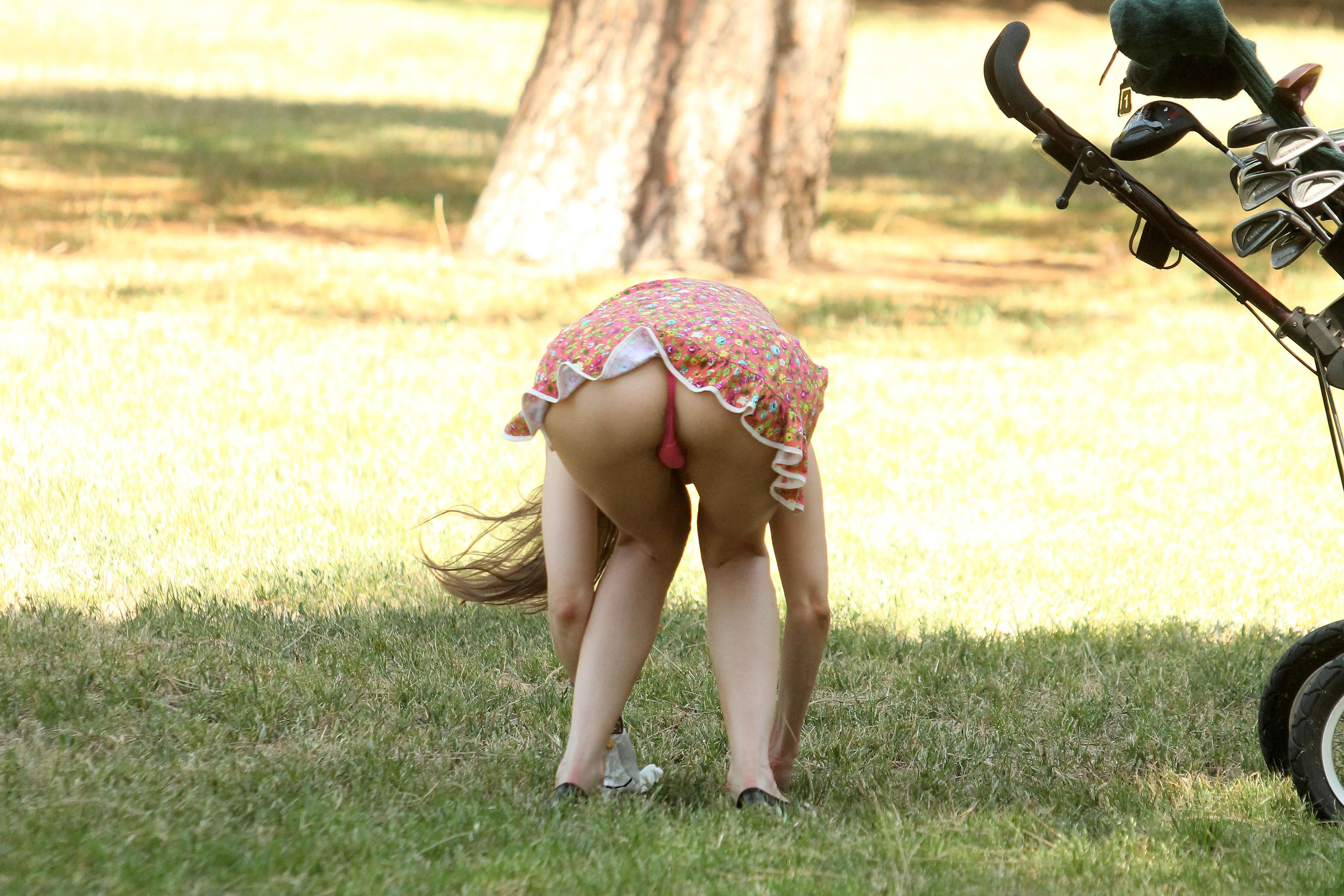 Sexy girl ass barebacked