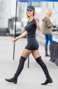 bella-thorne-puffy-nipples-on-the-set-of-you-get-me-in-san-pedro-08