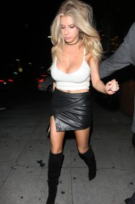 charlotte-mckinney-upskirt-cleavage-leaving-the-nice-guy-club-28
