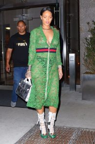 rihanna-braless-in-see-through-top-and-thong-in-ny-21