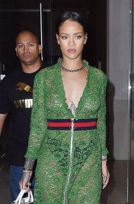 rihanna-braless-in-see-through-top-and-thong-in-ny-27