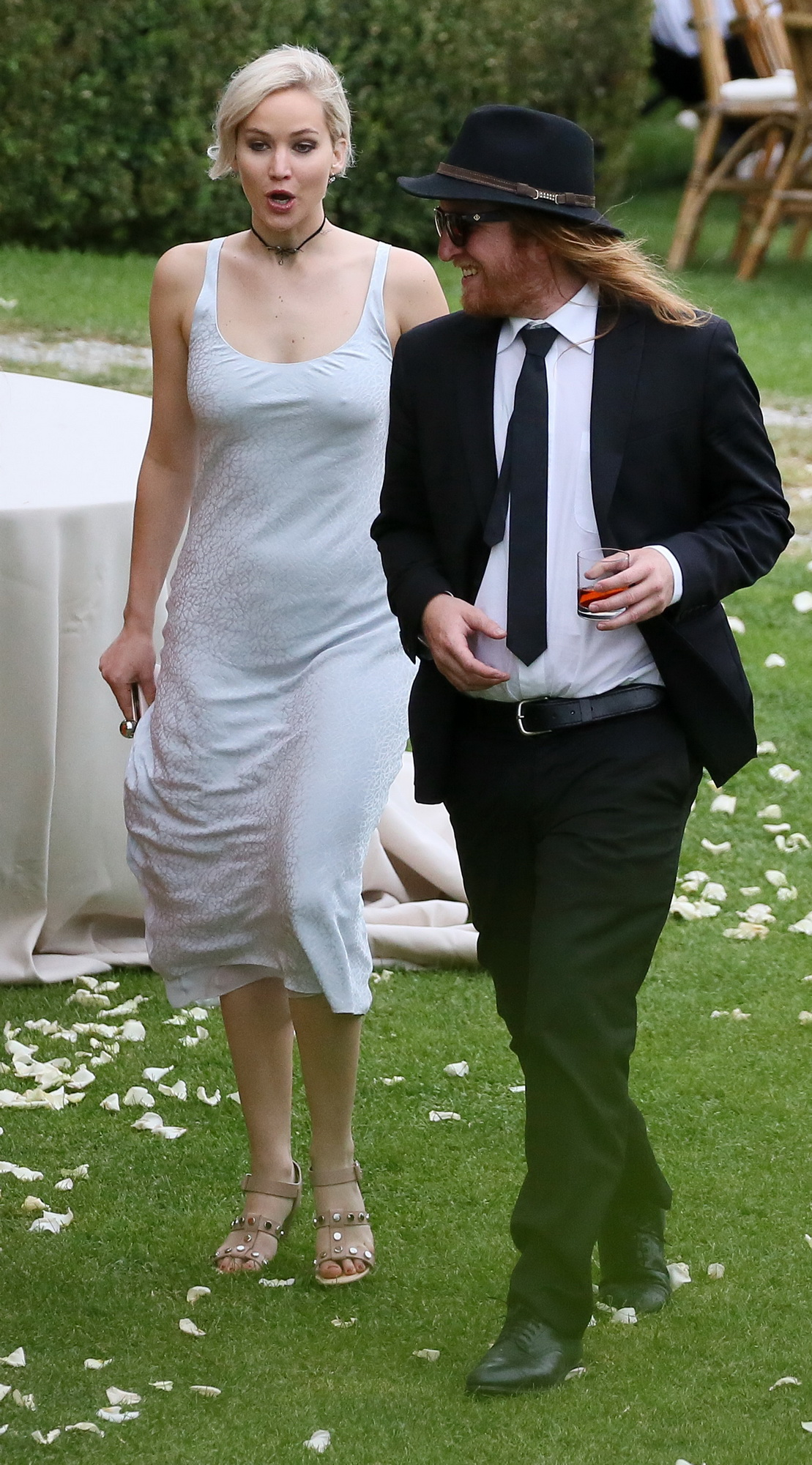 Jennifer upton wedding