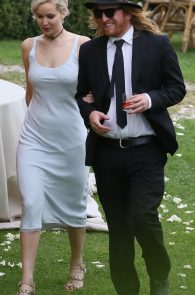 jennifer-lawrence-braless-pokies-at-a-wedding-in-italy-12