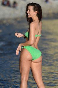 jennifer-metcalfe-wearing-a-green-bikini-in-ibiza-14