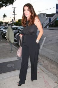lisa-vanderpump-braless-see-through-top-at-craigs-04