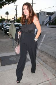 lisa-vanderpump-braless-see-through-top-at-craigs-08