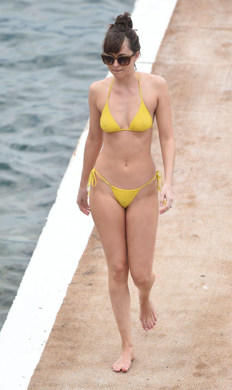 sexy see through bikini