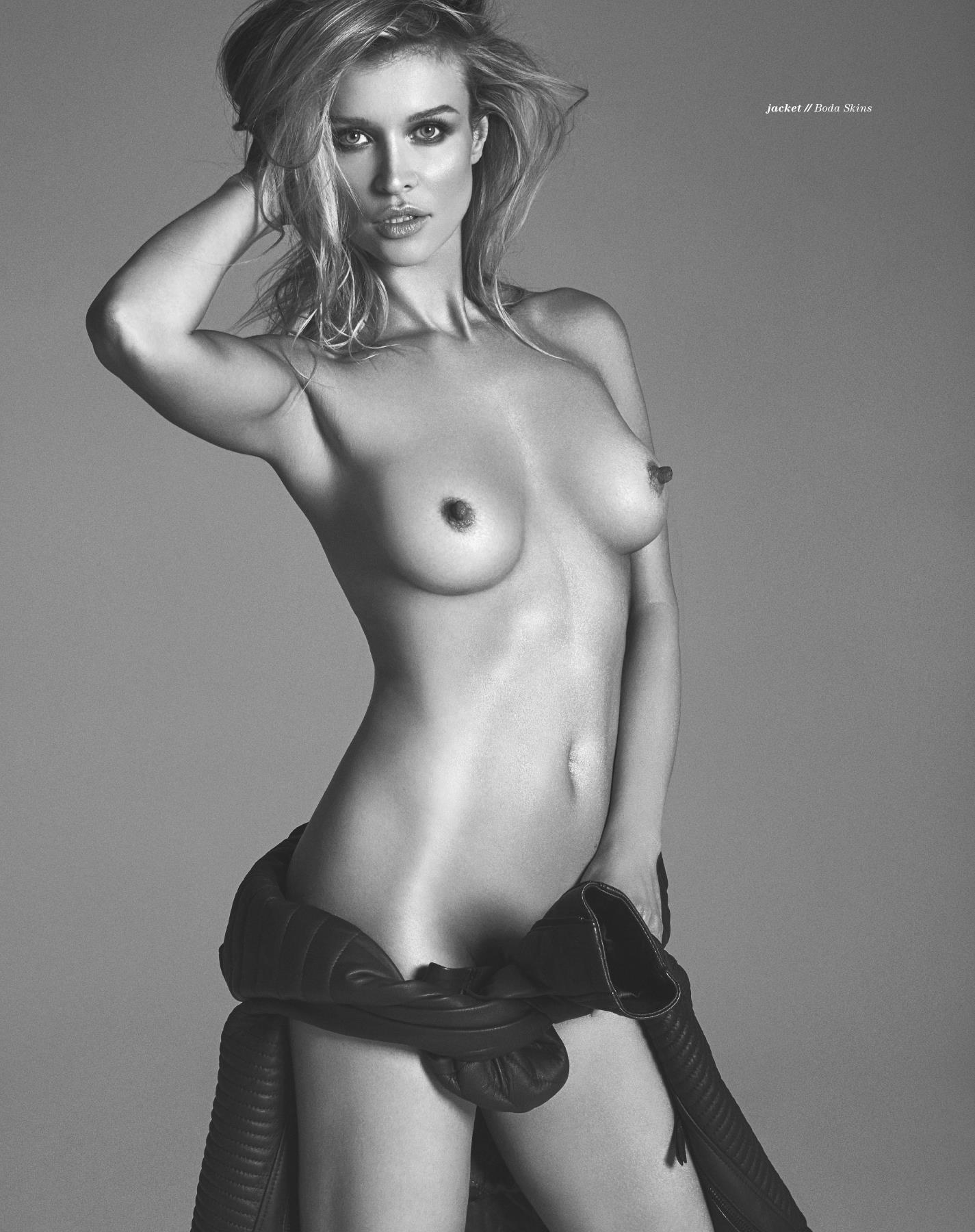 Joanna fox naked think, that