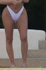 kim-kardashian-wet-shirt-bikini-on-a-beach-in-mexico-01