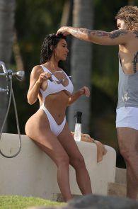 kim-kardashian-wet-shirt-bikini-on-a-beach-in-mexico-08
