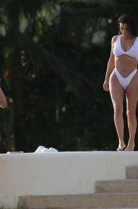 kim-kardashian-wet-shirt-bikini-on-a-beach-in-mexico-16