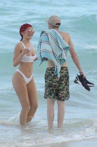 kylie-jenner-wearing-a-white-thong-bikini-in-turks-caicos-03
