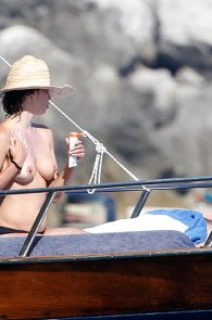 sophie-marceau-topless-on-a-yacht-in-capri-05
