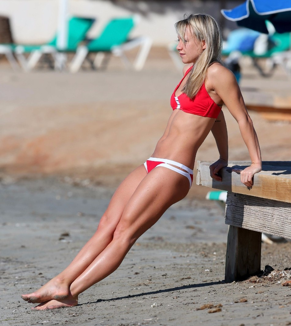 Eva longoria bikini ibiza - 3 part 7