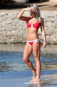 chloe-madeley-red-bikini-cameltoe-in-ibiza-12