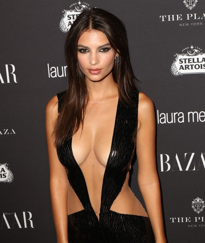 emily-ratajkowski-deep-cleavage-at-icons-by-carine-roitfeld-01