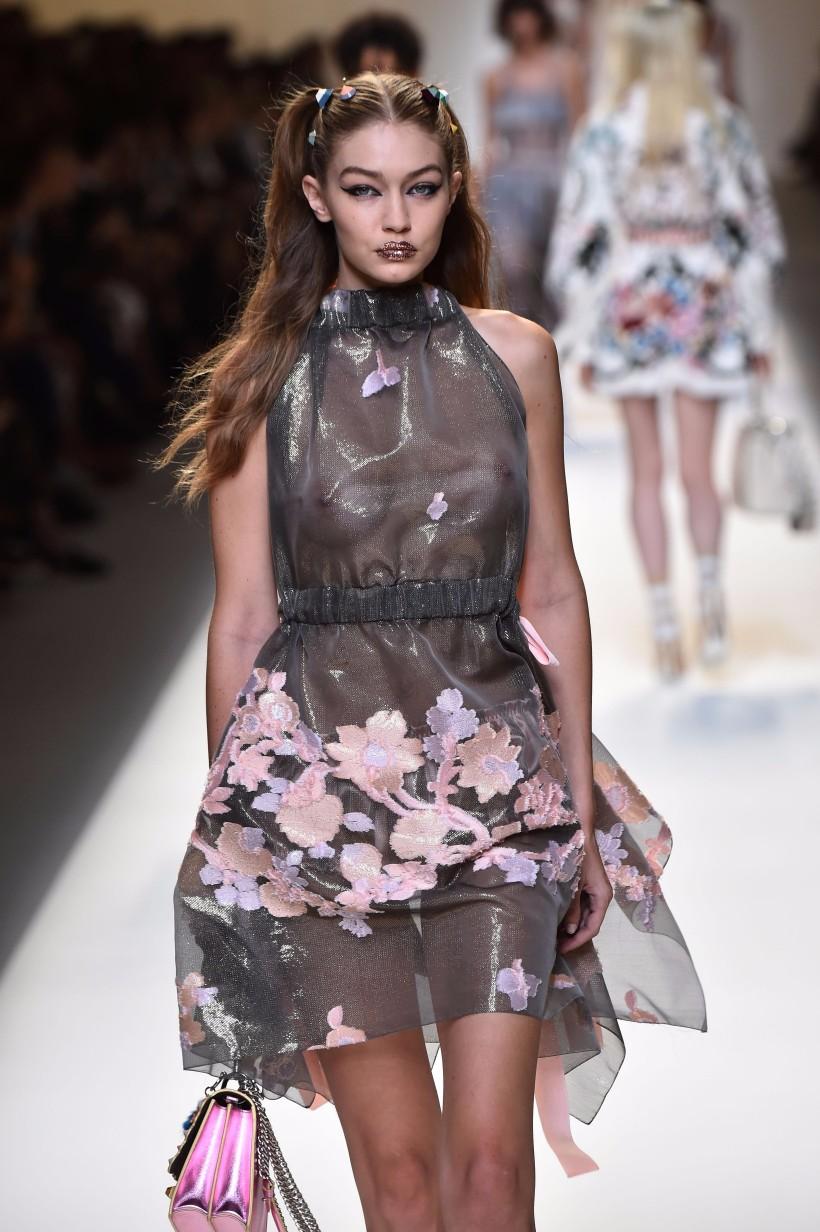 See through fashion show — pic 3