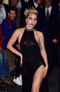 lady-gaga-wearing-a-black-see-through-dress-in-ny-01