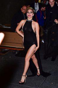lady-gaga-wearing-a-black-see-through-dress-in-ny-12