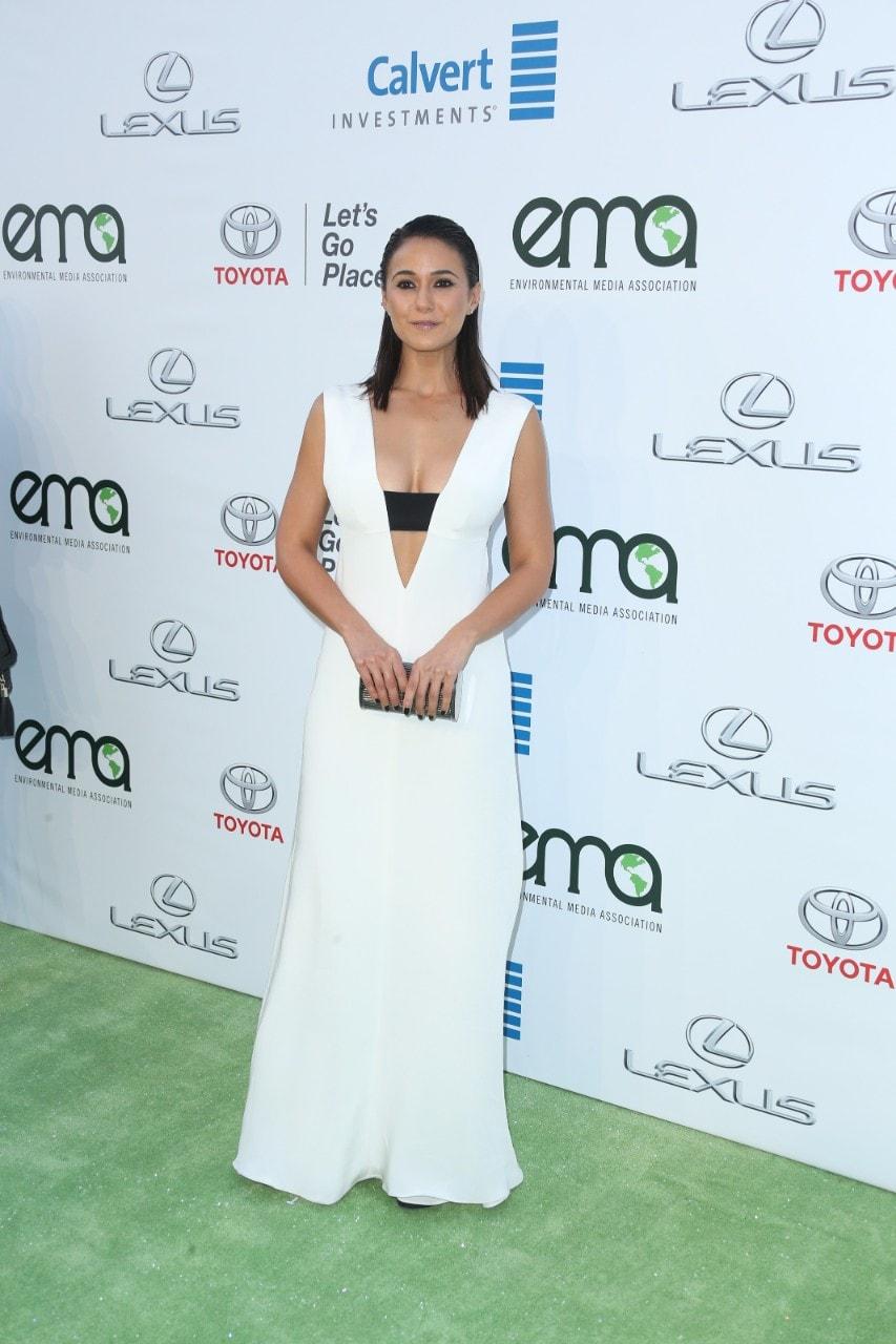 Emmanuelle-Chriqui-Cleavage-At-Environmental-Media-Association-Awards-10  Celebrity -8836