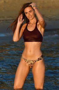 jennifer-metcalfe-see-thru-bikini-top-in-ibiza-20