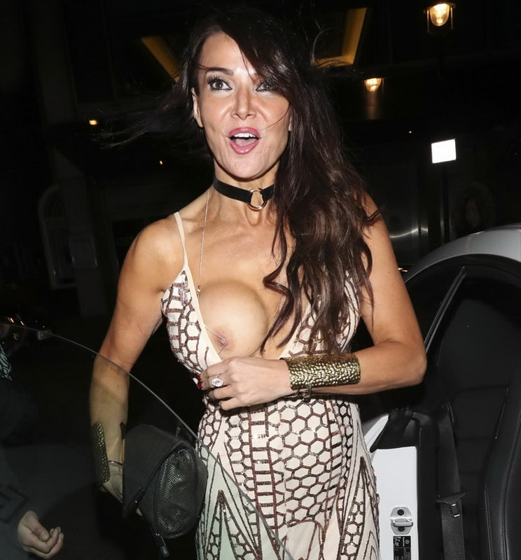 How celebrity nip and pussy slips this tits