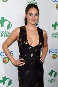 shailene-woodley-deep-cleavage-at-global-green-20th-anniversary-awards-12