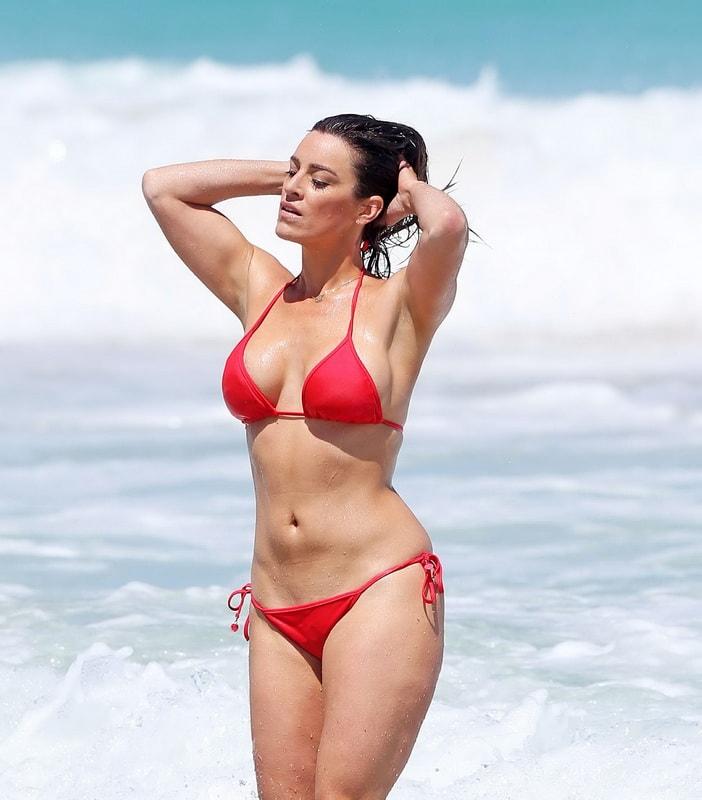rachael-gouvignon-wearing-a-red-bikini-on-a-beach-in-perth-01