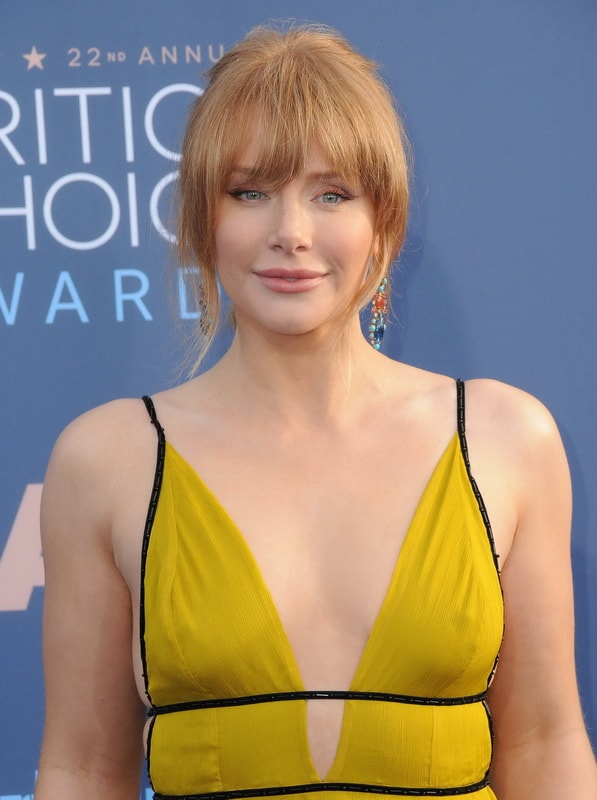 Something is. bryce dallas howard nude understood