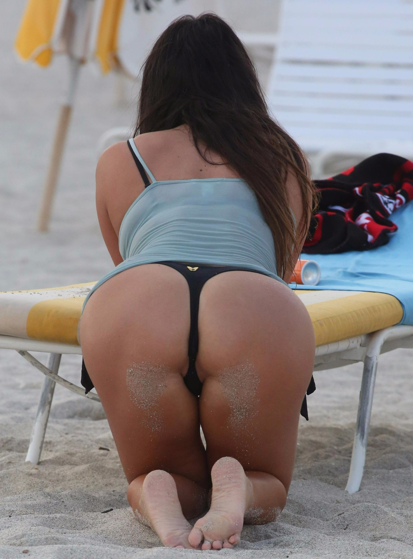 miami girls booty nude