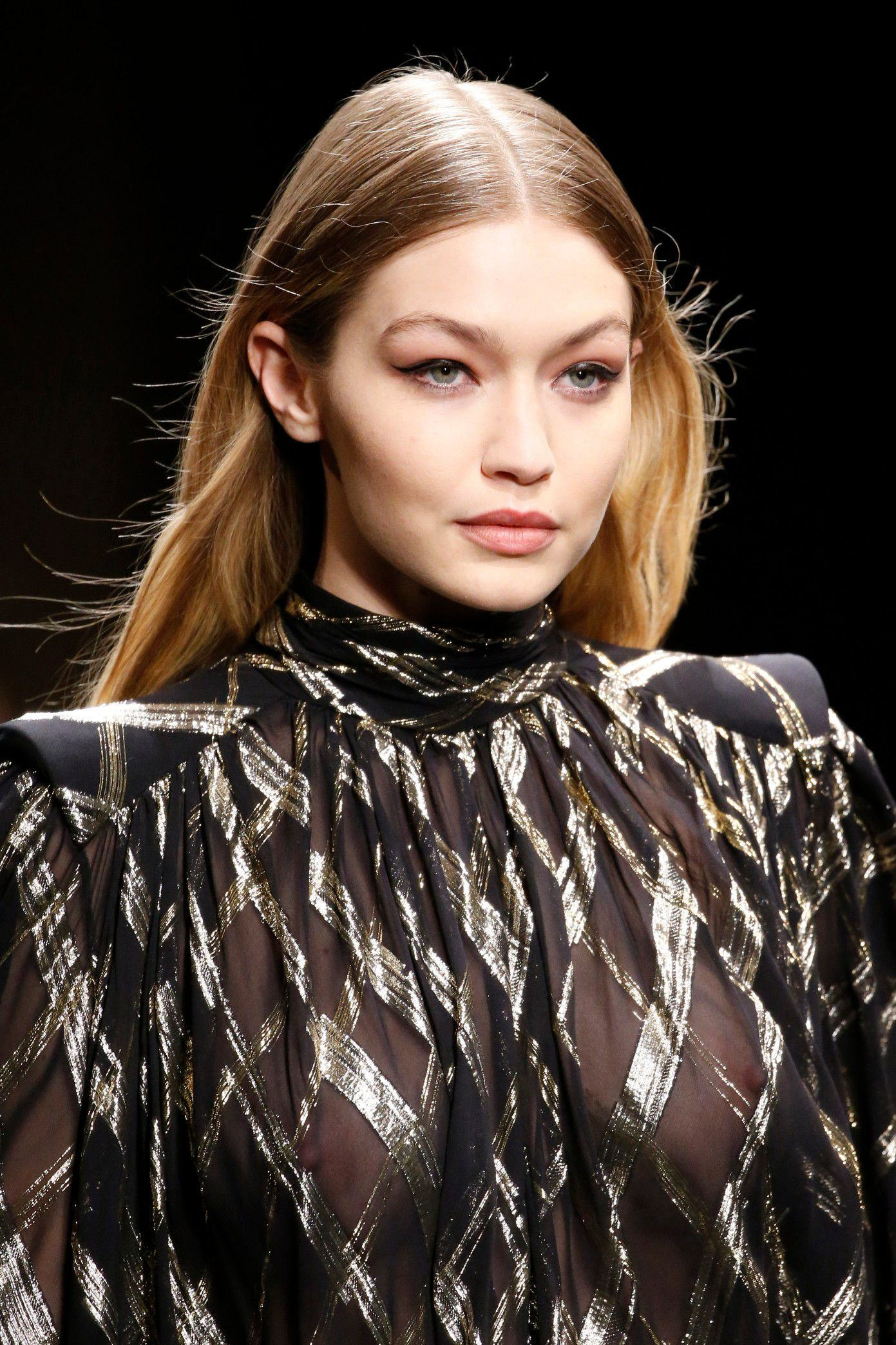 gigi-hadid-braless-see-thru-dress-at-milan-fashion-show-2223