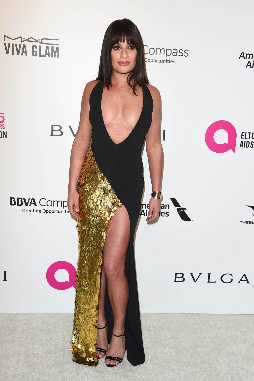 lea-michele-nip-slip-and-cleavage-at-elton-johns-aids-foundation-oscars-viewing-party-4572