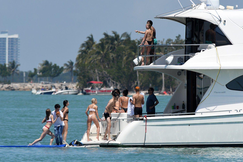 halsey-wearing-a-white-thong-bikini-on-a-yacht-in-miami-1877