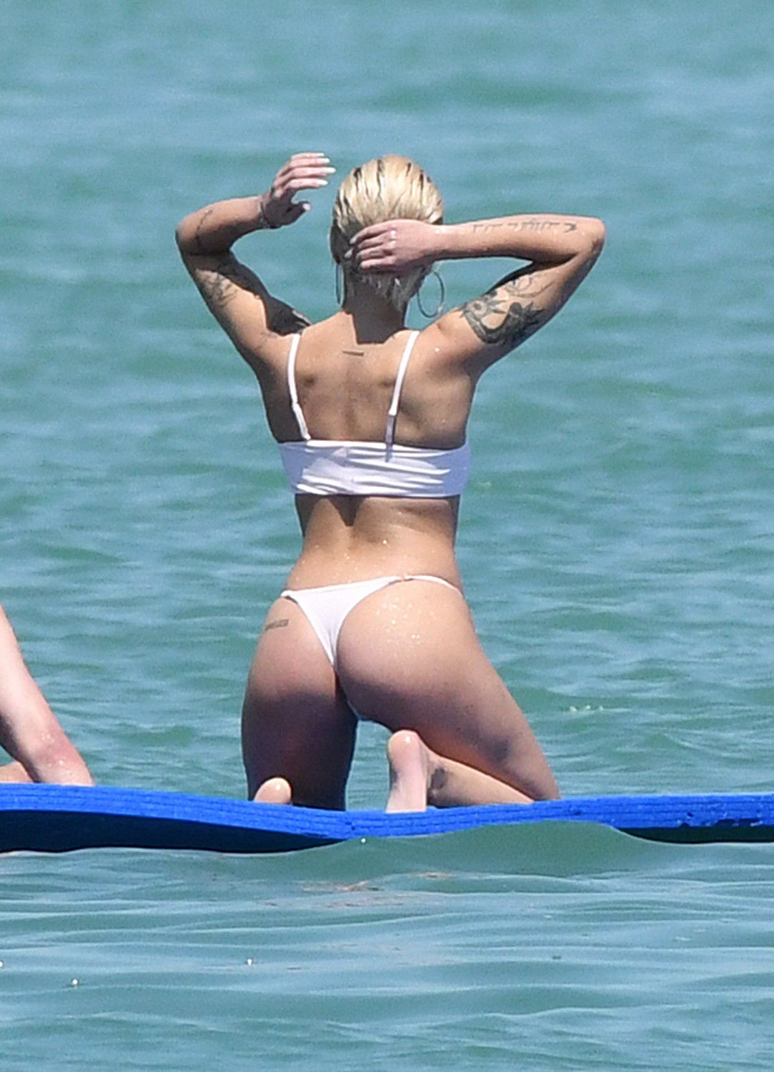 halsey-wearing-a-white-thong-bikini-on-a-yacht-in-miami-7406
