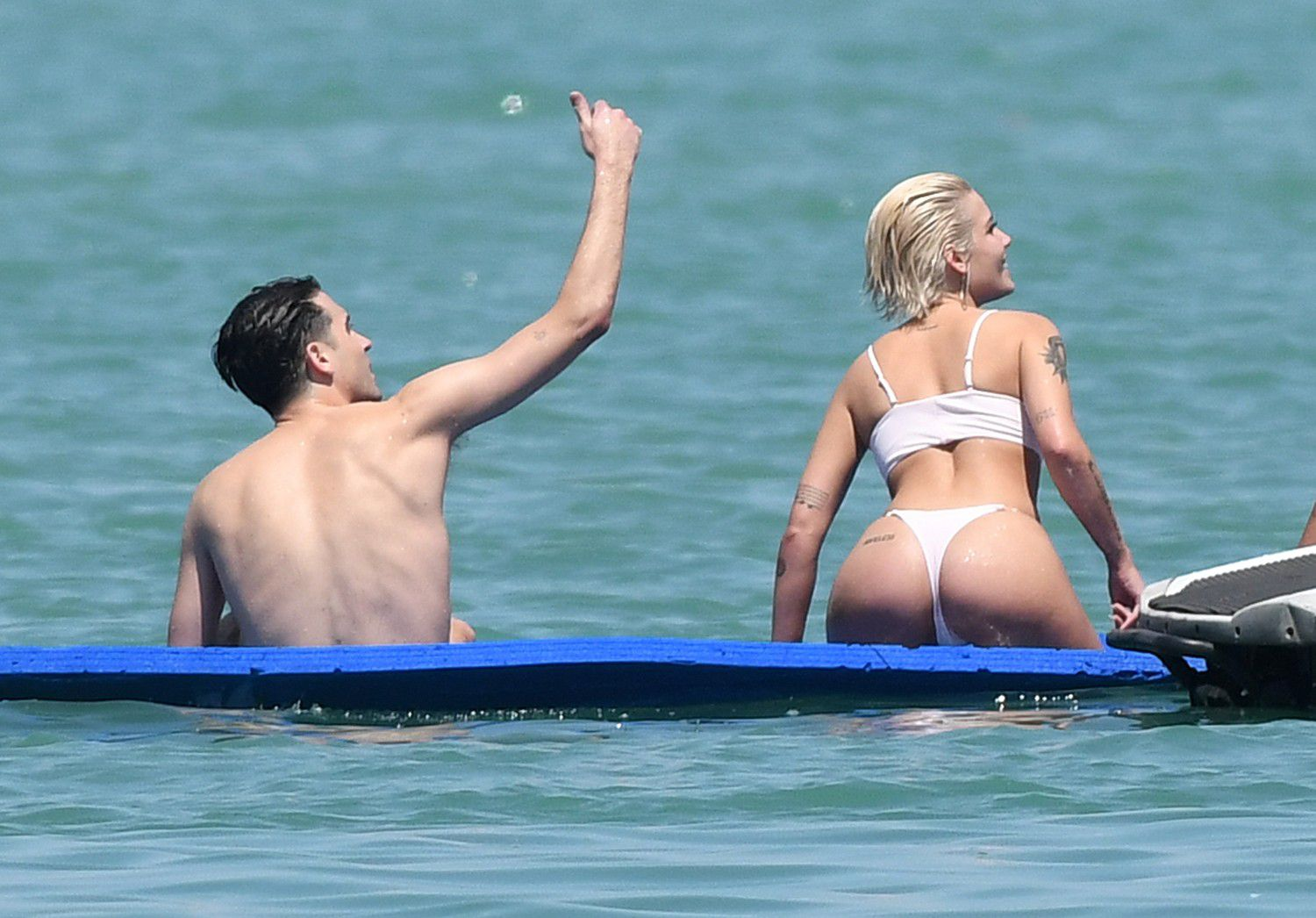 halsey-wearing-a-white-thong-bikini-on-a-yacht-in-miami-8887